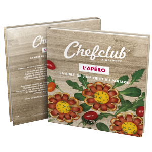 Chef club book