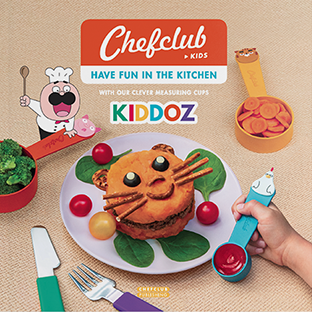 Kiddoz It S Time For Kids To Takeover The Kitchen